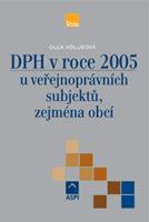 DPH v roce 2005 u veřejnoprávních subjektů, zejména obcí